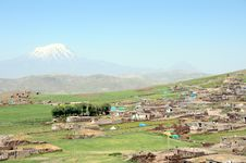 Free Kurdish Village, Turkey Royalty Free Stock Photography - 18183557