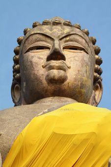 Free Big Buddha Stock Image - 18183601