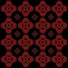 Free Celtic Knot Motif Stock Image - 18183731