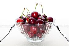 Free A Bowl Of Cherry Stock Image - 18184311