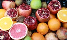 Free Fruits Royalty Free Stock Photography - 18184497