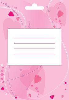 Free Love Card Stock Photos - 18184623