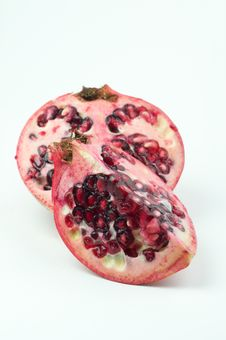 Free Pomegranate Stock Images - 18185694