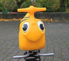 Free Playground Yellow Stock Photo - 18189970