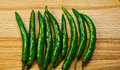 Free Green Chilli Stock Image - 18197191