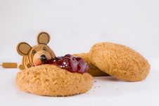 Free Mouse Greedy Stock Photography - 18190152
