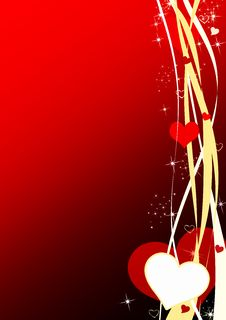 Free Valentine S Day Background Royalty Free Stock Photo - 18190235
