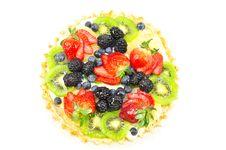 Fruit Tart Stock Photos