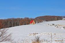Free Winter In Serbia Near Bor Stock Image - 18190641