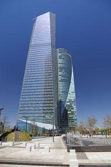 Free Modern Skyscrapers. Stock Photos - 18191143