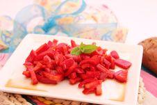 Free Fresh Salad Of Paprika Royalty Free Stock Image - 18191176