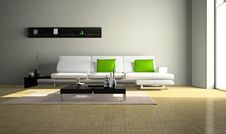 Free Sofa In The Room Stock Photo - 18191290