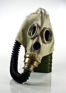 Free Gas Mask Stock Photos - 18191553