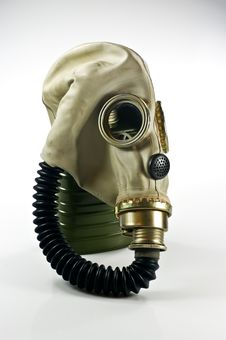Free Gas Mask Royalty Free Stock Images - 18191559