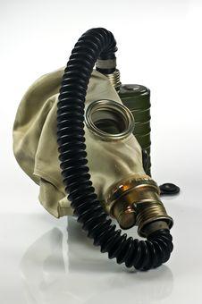 Free Gas Mask Stock Photo - 18191580