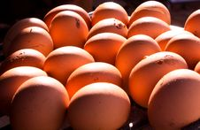 Free Egg Grill Stock Image - 18192531