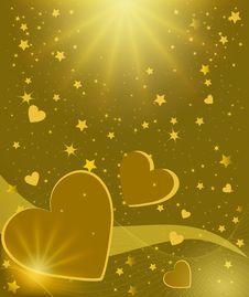 Free Romantic  Background Royalty Free Stock Photo - 18195465