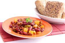 Free Chili Con Carne Stock Photos - 18195883