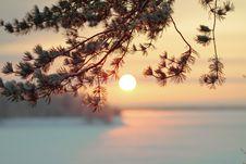 Free Winter Landscape Stock Images - 18196364