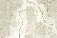 Free Cracked Lime Wash. Stock Image - 18196661