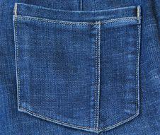 Free Jeans Pocket Royalty Free Stock Photos - 18196888