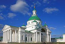 Free Spaso-Yakovlevski Monastery In Rostov. Royalty Free Stock Images - 18196929