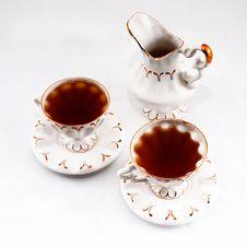 Free Closeup View Of A Tea Stock Images - 18197294