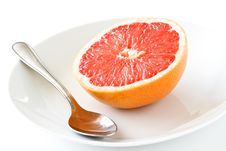Free Fresh Grapefruit Royalty Free Stock Image - 18197776