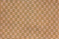 Free Weaving Cloth Arts Royalty Free Stock Photo - 18198135