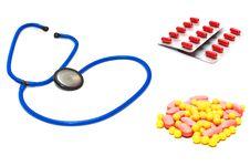 Free Medicine Stock Image - 18198981