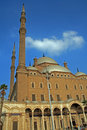 Free Sultan Husein Mosque At Cairo Citadel Stock Photo - 1824910