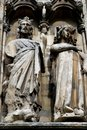 Free Sculptures Lincoln Cathedral Royalty Free Stock Images - 1828509
