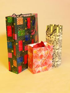 Free Shopping Bags Royalty Free Stock Image - 1820526