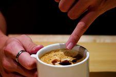 Free Stirring Coffee Stock Images - 1820774