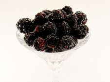 Free Blackberries Five Royalty Free Stock Photography - 1821077