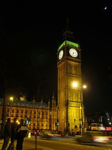 Free Big Ben In London Stock Photos - 1821163