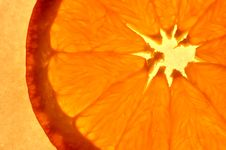 Free Abstract Orange Stock Image - 1821781