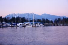 Free Vancouver Sailboats Stock Photos - 1821873