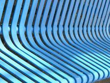 Free Blue Seat Stock Photos - 1822613