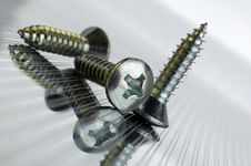 Free Screws Stock Photography - 1823502