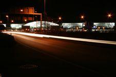 Free Frankfurt Airport Royalty Free Stock Photography - 1823717