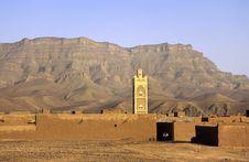 Free Moroccan Ksar Stock Images - 1823794