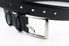 Free Black Belt Royalty Free Stock Images - 1824519