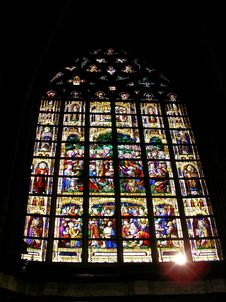 Free Church Window Stock Photos - 1824883