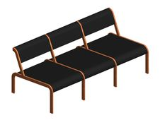 Free Waiting Room Chairs Royalty Free Stock Photography - 1825307