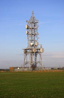 Free Mobile Phone Mast Royalty Free Stock Photos - 1825558