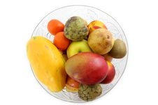Free Bowl Of Fruits Royalty Free Stock Images - 1825979