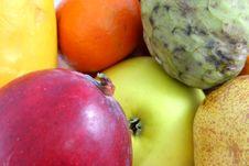 Free Fruits Background Stock Photography - 1825982