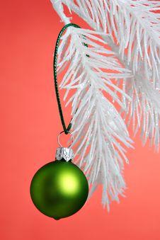 Ornament Hanging Stock Photo