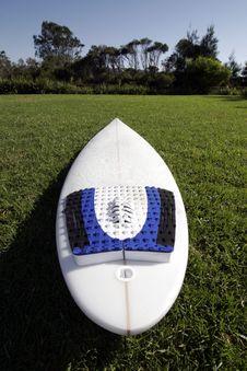 Free White Surfboard Royalty Free Stock Photos - 1826698